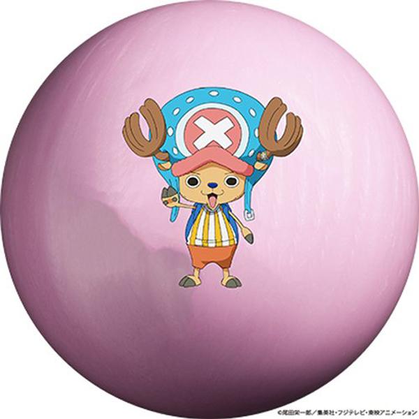 ワンピース クリアーボール/チョッパー・ピンク