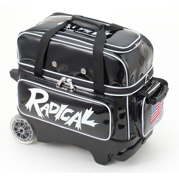 [ラディカル]D-RADICAL 2ローラーキャリー ブラック